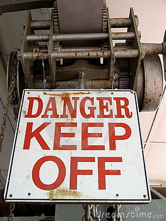 Free Warning Sign Stock Images - 15274