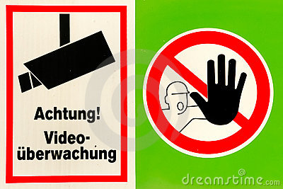Warning sign no.1