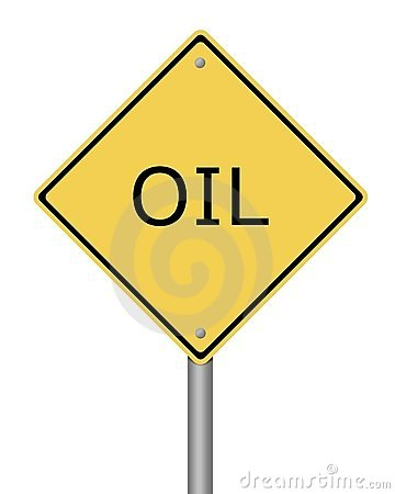 Warning Sign Oil