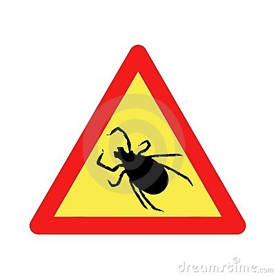 Warning before ticks