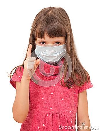 Warns of flu