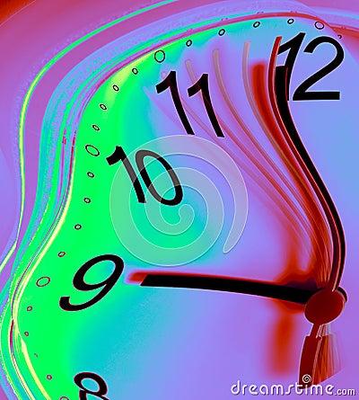 Free Warp Time Royalty Free Stock Photos - 3742698
