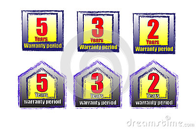 Warranty labels