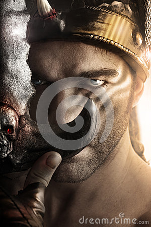 Free Warrior Royalty Free Stock Images - 27667669
