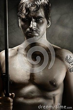 Free Warrior Stock Photography - 7520952