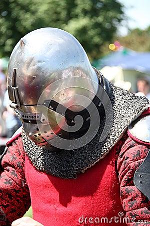 Free Warrior In Helmet Stock Photos - 14811553