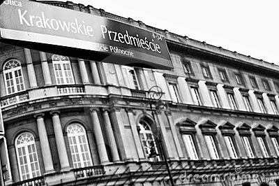 Warsaw, Poland old town