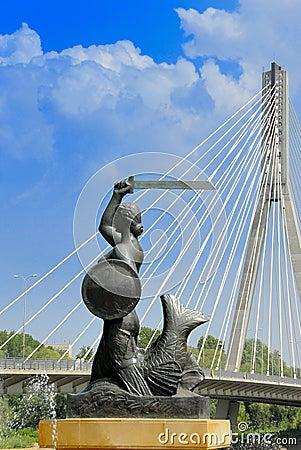 Free Warsaw Symbol Stock Photos - 2542843