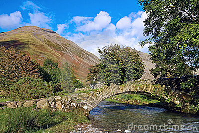 Wasdale Pack Horse Bridge