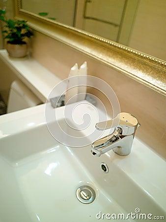 Free Wash Bathroom Stock Images - 22065144