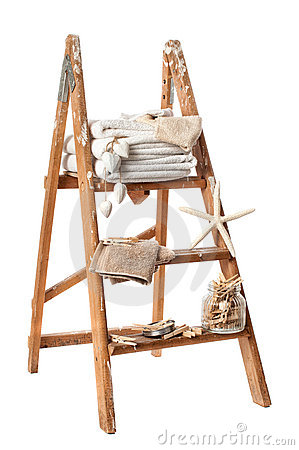 Free Wash Day Stepladder Stock Image - 16632071