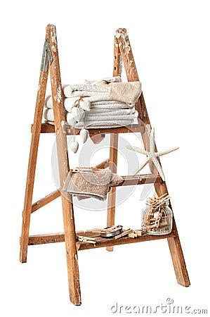 Free Wash Day Stepladder Stock Image - 16632071