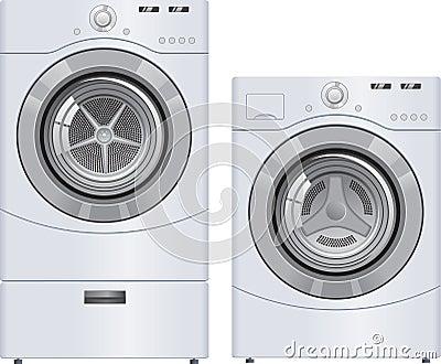 Wash machine and dryer