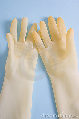 Wash up gloves