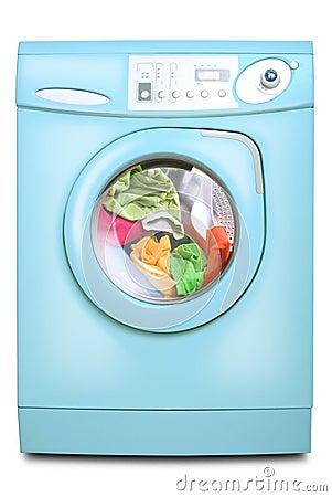Free Washer. Royalty Free Stock Image - 14162636