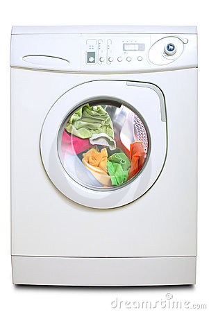 Free Washer. Royalty Free Stock Images - 14162689