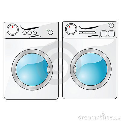 Washer And Dryer Clipart clothes washer and dryer clip art – clipart free download