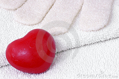 Washing with love
