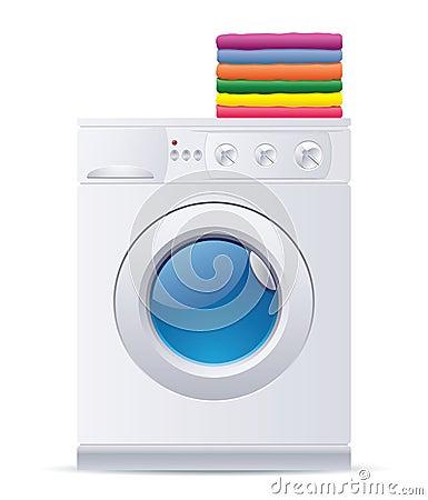 Free Washing Machine Stock Image - 11057231
