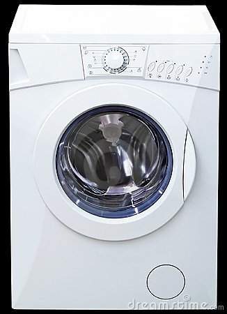 Free Washing Machine Stock Photography - 1385112