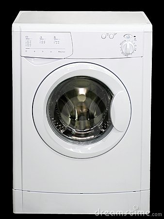 Free Washing Machine Stock Photography - 1425762