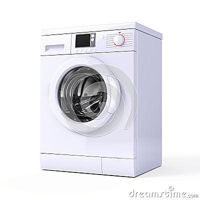 washing machine royalty free stock photo image 15234685. Black Bedroom Furniture Sets. Home Design Ideas
