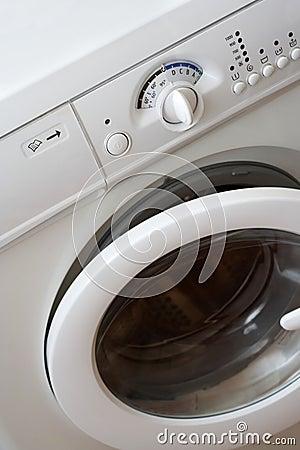Free Washing Machine Stock Photo - 3437720