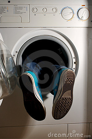 Free Washing Machine 4 Royalty Free Stock Images - 429239
