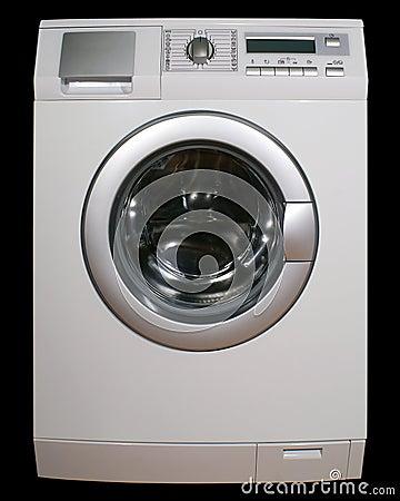 Free Washing Machine Stock Image - 4271571