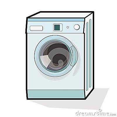 Free Washing Machine Stock Photos - 8378543
