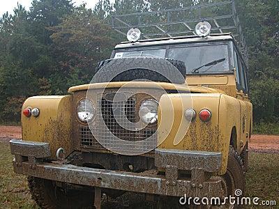 Washing off the Mud
