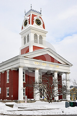 Washington County Court House in Montpelier VT
