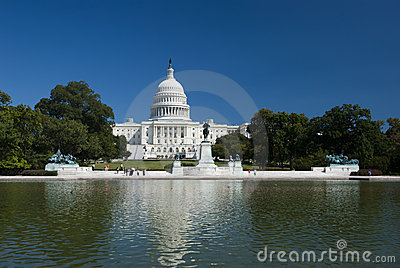 WASHINGTON D.C., THE CAPITOL-SEPTEMBER 21:Capitol Editorial Stock Photo