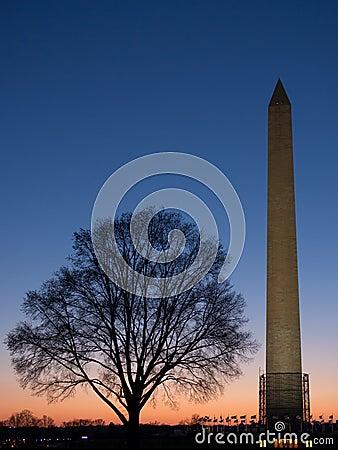 Washington DC Landmark