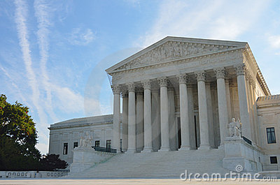 Washington DC, Supreme Court