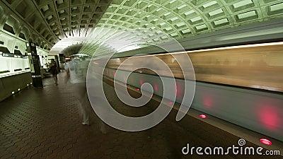Washington DCmetro Spoor/Metro