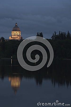 Washington State Capitol Build