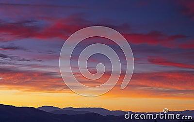 Washoe Sunrise