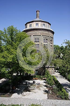 Free Wasserturm Berlin Stock Images - 49785754