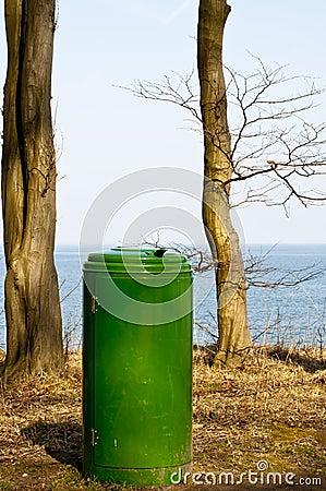 Waste ton