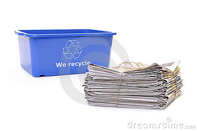 Wastepaper disposal