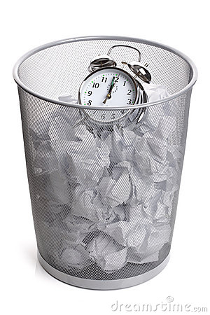 Free Wasting Time Stock Photography - 18379432