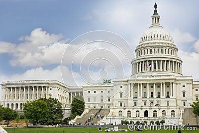 Waszyngton dc nas kapitolu