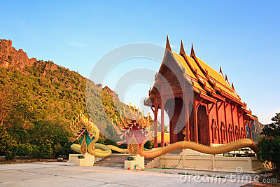 Wat aow noi, Thailand
