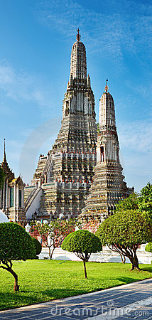 Free Wat Arun, Bangkok, Thailand Stock Photography - 14947732