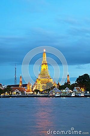 Wat Arun, Bangkok of Thailand