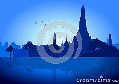 Wat Arun Temple_Bangkok