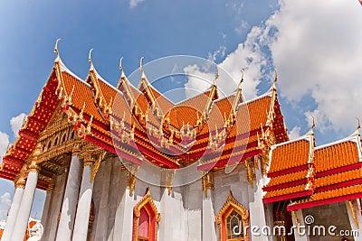 Wat Benchamabophit of  Thailand
