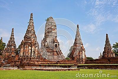 Wat Chai Wattanaram Ayuthaya