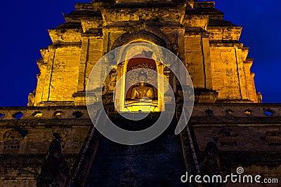 Wat Chedi Luang, Chiangmai